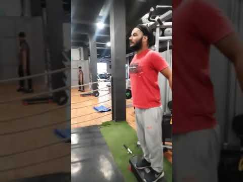 gym time.