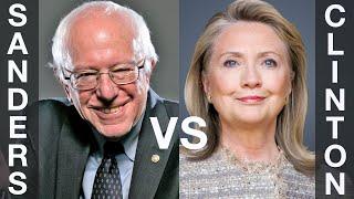 Bernie Sanders vs Hillary Clinton: On The Issues