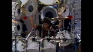 Vinny Appice Hard Rock Drum Solo 1987