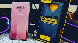 OtterBox Commutter Case Samsung Galaxy Note 9 #OtterBox #Note9