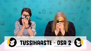 TUSSIHAASTE   OSA 2