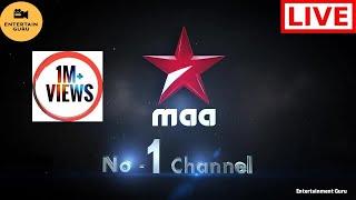 Maa TV Live   Watch Star Maa TV Live Online