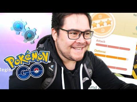 NEAR 100% IV GEN 5 STARTER EGG HATCH!!! [Pokémon GO]