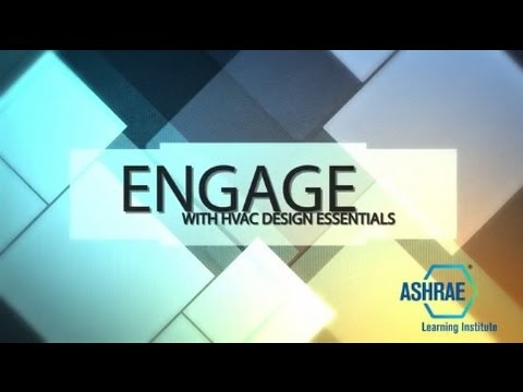 ASHRAE HVAC Design Training - YouTube