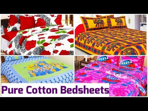 3f62208ec1 100 different varieties of cotton bed sheets