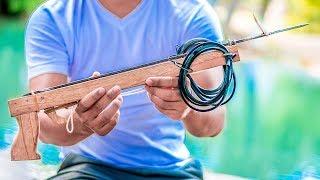 Como Fabricar Un Arpón De Pesca Casero Paso A Paso