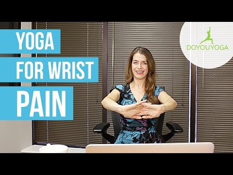 Fight Wrist Pain With These Simple Stretches You Can Do At The Office