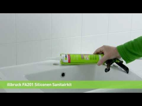 instructievideo illbruck FA201 Sanitairkit 310ml