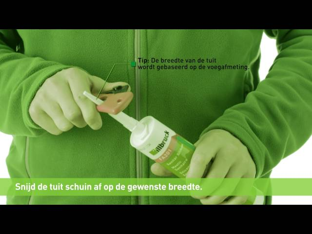 instructievideo illbruck FA201 Sanitairkit 600ml