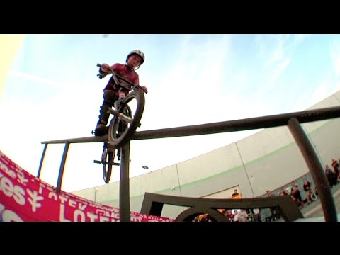 BMX - HAM AM RAIL JAM