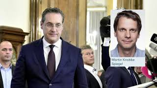 """WELT INTERVIEW: """"Spiegel""""-Redakteur zum Fall Heinz-Christian Strache"""