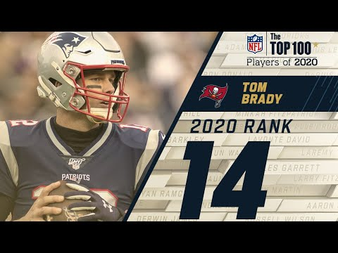 #14: Tom Brady (QB, Buccaneers)   Top 100 NFL Players of 2020