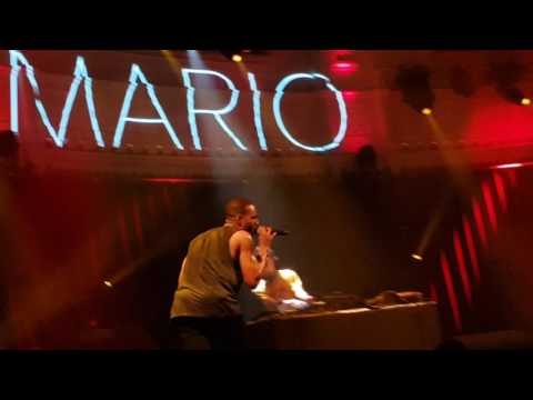 Mario - Let Me Love You live in Amsterdam Paradiso (29-6-2017)