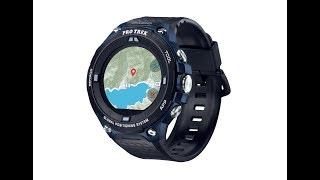 8108a4b9e7f3e ساعة كاسيو الذكية الجديدة Pro Trek WSD-F20A  هل أشتريها؟