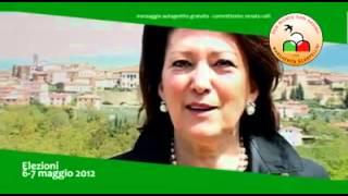 preview picture of video 'MARGHERITA SCARPELLINI - videomessaggio elettorale'