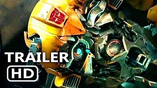 "TRANSFORMERS 5 ""Bumblebee Sh*t Voice"" Tv Spot Trailer (2017) New Blockbuster Movie HD"