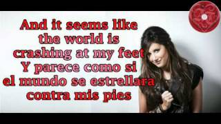 Ashley Tisdale - Me without you (Traducida al español) + Lyrics