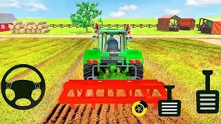 Tractor Driving Simulator  - Best Android GamePlay