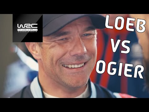 WRC - Rallye Monte-Carlo 2019: Loeb vs. Ogier