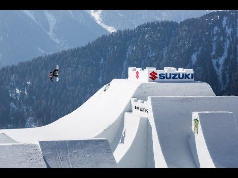 Anna Gasser Backside Double Cork 1080 | Suzuki Nine Royals