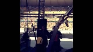 DJ FINZO 'Live' President Jacob Zuma'Inauguration Ceremony Pt2