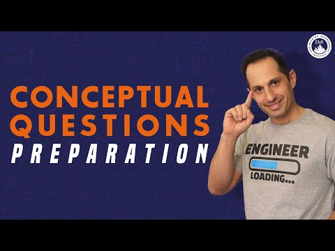 How To Prepare for Conceptual Questions for FE Exam - YouTube