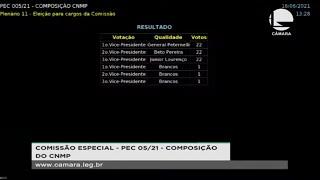 Eleição dos Vice-Presidentes - 16/06/2021 12:30