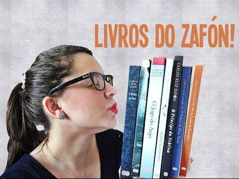 CARLOS RUIZ ZAFÓN - Cemitério dos livros esquecidos & Outros