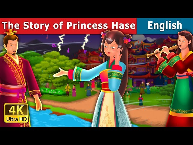 The Story of Princess Hase Story | Bedtime Stories | English Fairy Tales