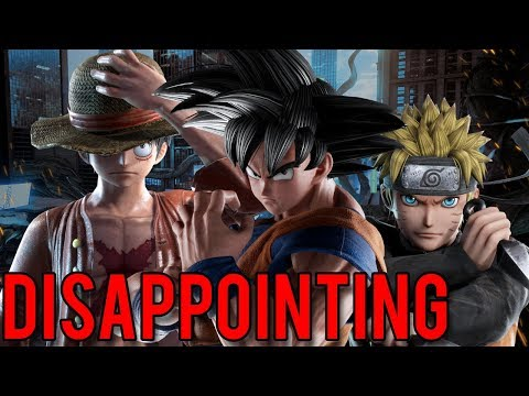 Was Jump Force A MASSIVE DISAPPOINTMENT?