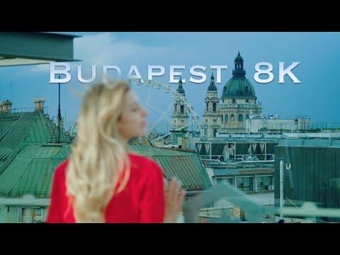 צפו ביופי המרהיב של בודפשט באיכות 8K מתקדמת!