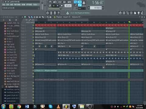 Lil Wayne ft 2 Chainz - Gotta Lotta Instrumental FL Studio remake