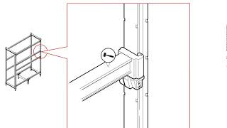 Camshelving Elements Series: Installing Dovetails and Traverses