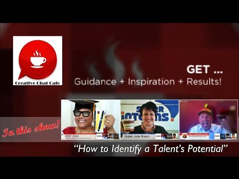 """HOW TO IDENTIFY A TALENT'S POTENTIAL?"""