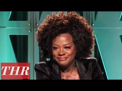 Viola Davis Receives Sherry Lansing Leadership Award | Women in Entertainment