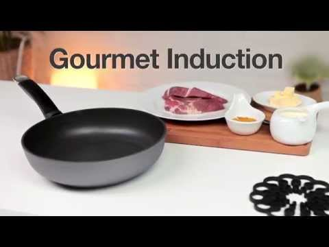 Kuhn Rikon Gourmet (26cm, Poêle à frire, Fonte d'aluminium)