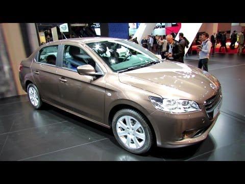 Peugeot  301 Седан класса B - рекламное видео 2