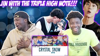 BTS (방탄소년단) 'Crystal Snow' (REACTION!!!) | FO Squad Kpop