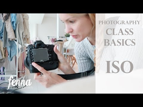 ISO - Basic Free Online Photography Course - YouTube