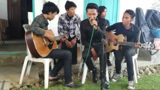 Suara Mirip Andika Kangen Band (Penantian Yang Tertunda - AR9 Feat Lighter Mecanik)