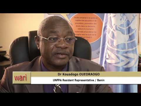 UNFPA Supplies: Transforming and Saving Lives in Benin