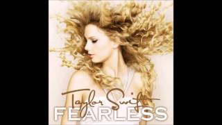 Taylor Swift - Forever and Always (Audio)