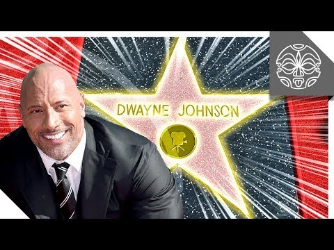 The Rock Gets His Star on the Hollywood Walk of Fame!