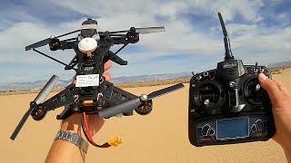 Walkera Runner 250 FPV Racing Drone Review