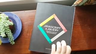 ⭕The one book I regret not having as a beginning web developer    Jon Duckett JavaScript & jQuery