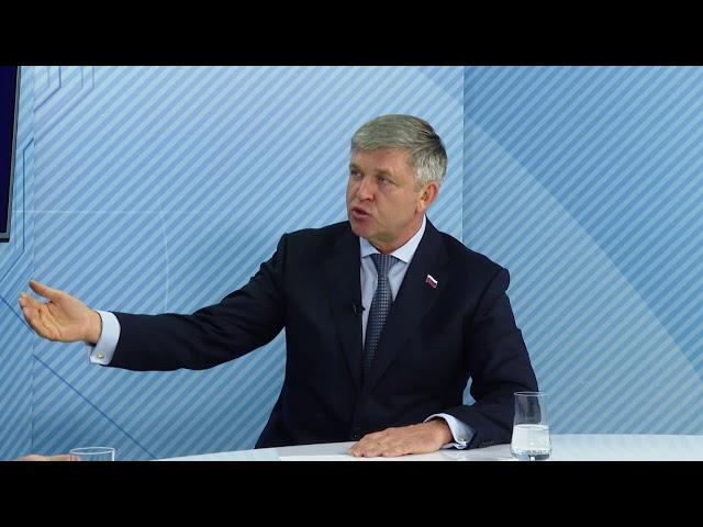 Актуальное интервью за 6 апреля 2020 с Алексеем Красноштановым