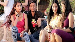 SRK: vs Annu Singh   Cheater Boyfriend Prank   Prank On Cute Girl   Couples Prank In India, {BRbhai}