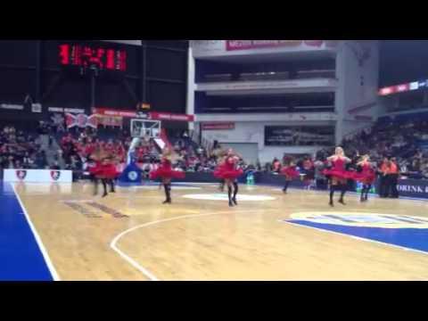 Il Lietuvos Rytas Dance Team