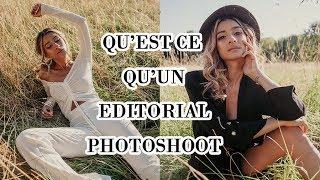 Shoot Photo Editorial / Edito : Quest Ce Que Cest ? Pourquoi En Faire ?