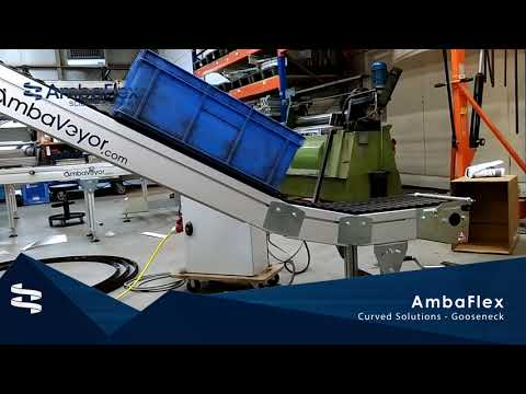 Video von AmbaVeyor Curved Solutions